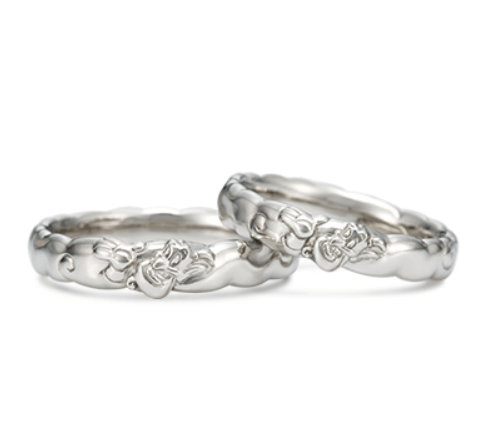 ケイウノのアラジンの結婚指輪