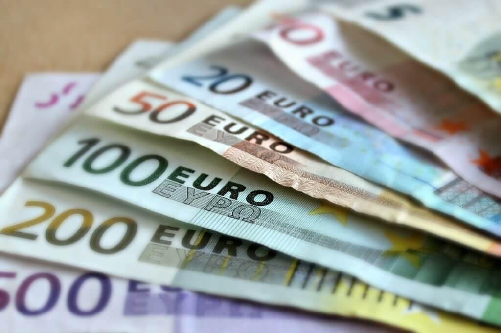 ユーロのお札