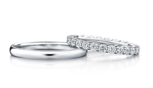 アイプリモのフルエタニティの結婚指輪