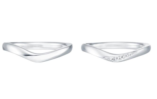 トレセンテのフローラの結婚指輪