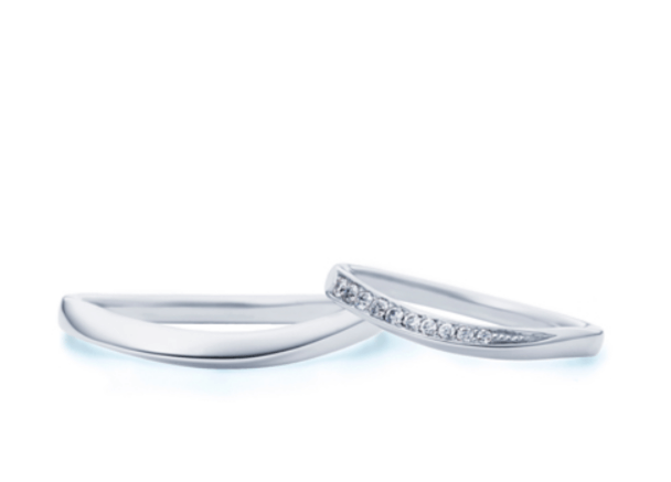 4-bridalのラブミッキーの結婚指輪