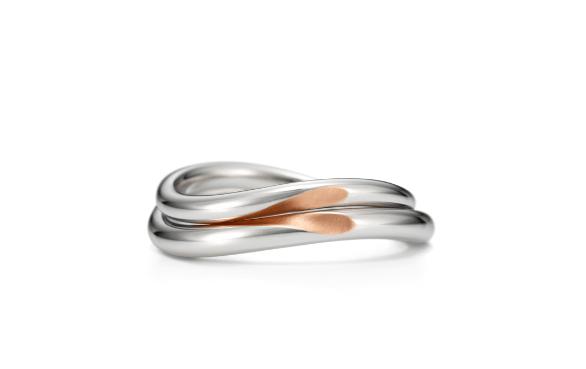 ケイウノのウィズハートの結婚指輪