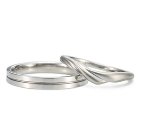 ケイウノのシンデレラの結婚指輪