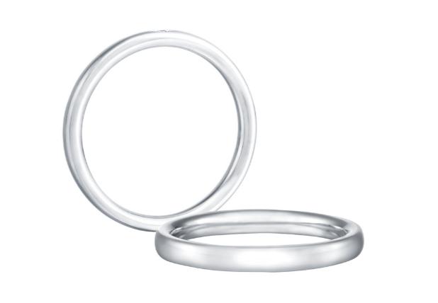 トレセンテのフローラコルニオーロの結婚指輪