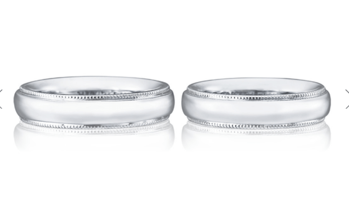 トレセンテのキッコの結婚指輪