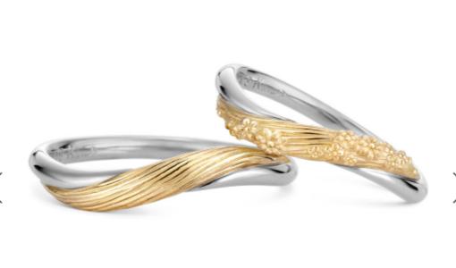 ラプンツェルとコラボした結婚指輪のデザインまとめ