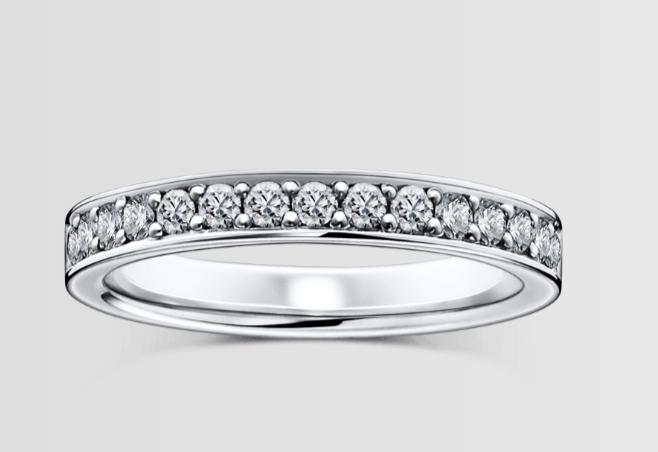 ラザールダイヤモンドのソワレの結婚指輪